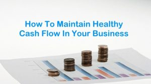 Maintain Business Cashflow